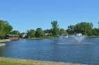 Capturing the park…